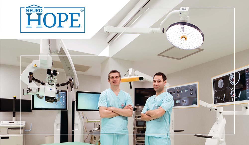 Chirurgia cranio-cerebrală minim invazivă