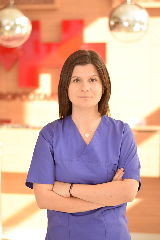 Cristina Gogoreanu - kinetoterapeut