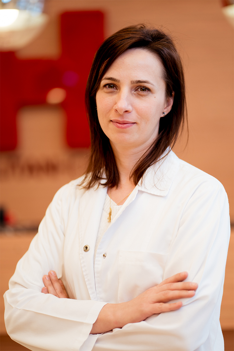 Dr. Ramona Bica - medic primar cardiolog