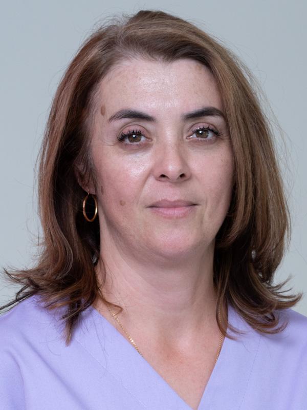 Neli Giciu asistent medical - coordonator sala operatii