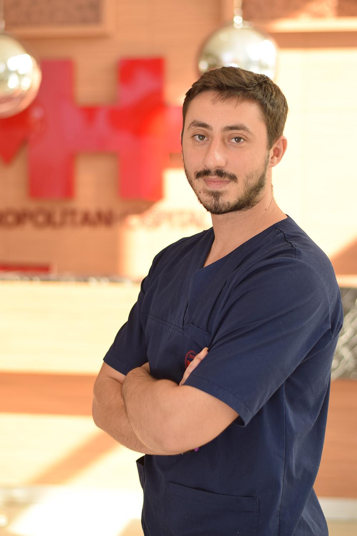 Razvan Vilceanu - kinetoterapeut