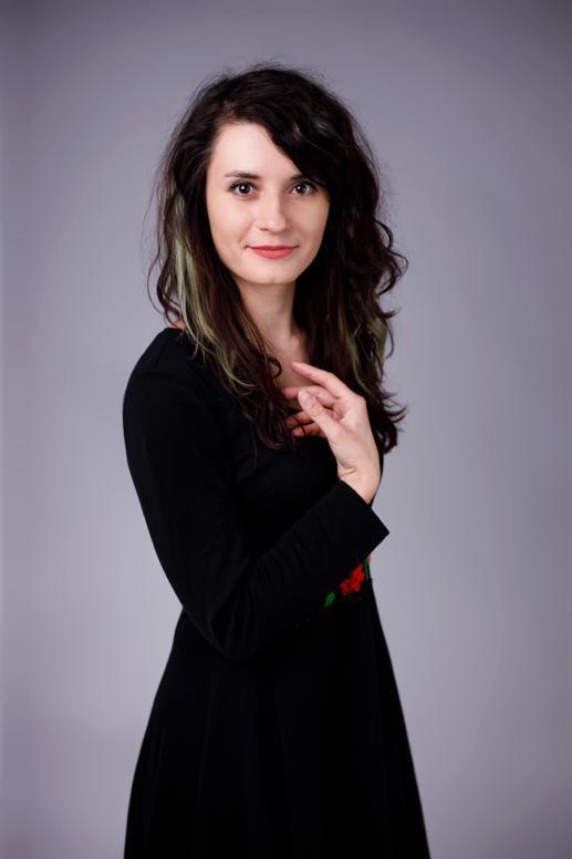 Dr. Isabela Ocrain - psihologie clinica