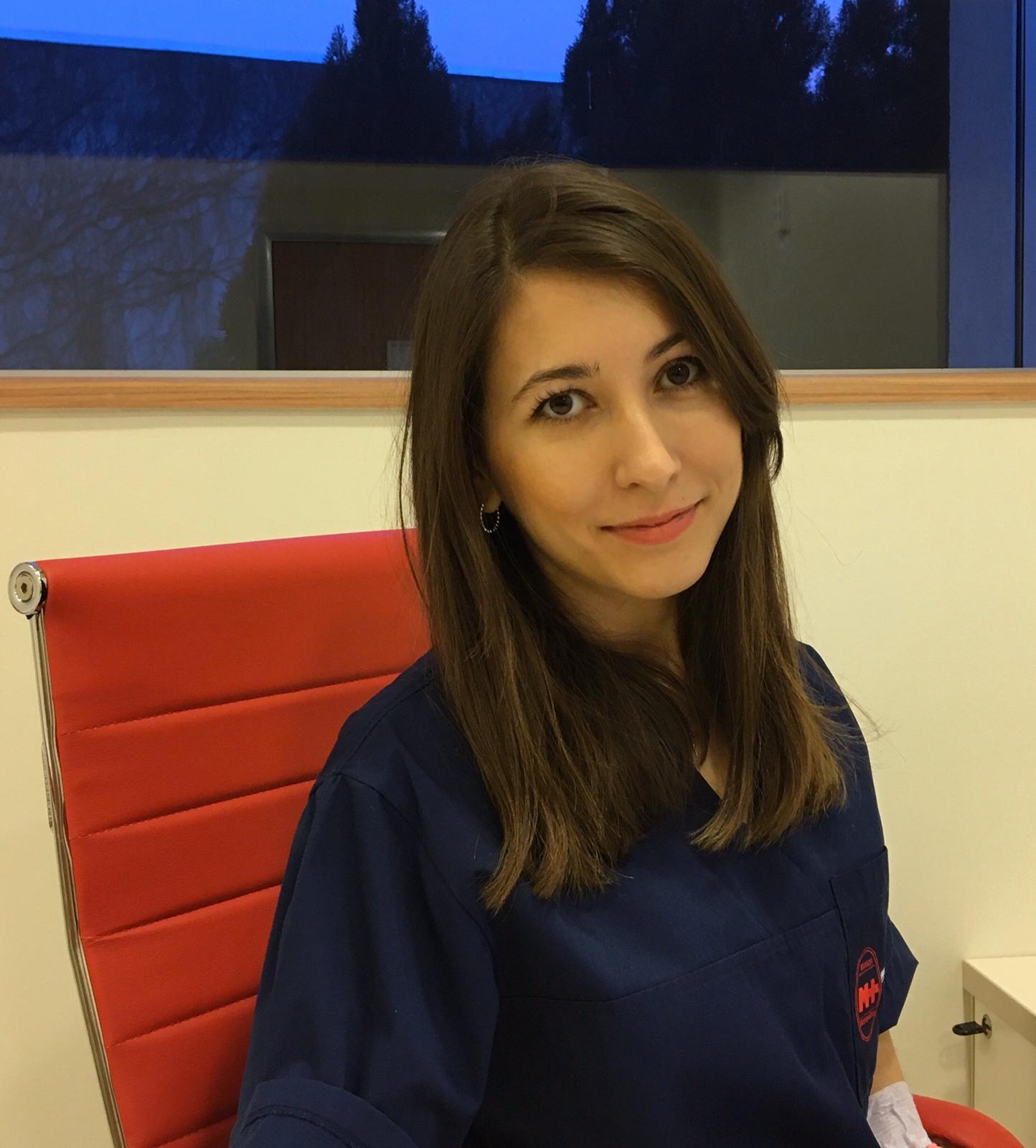 Dr. Gobej Ioana neuro - oftalmologie