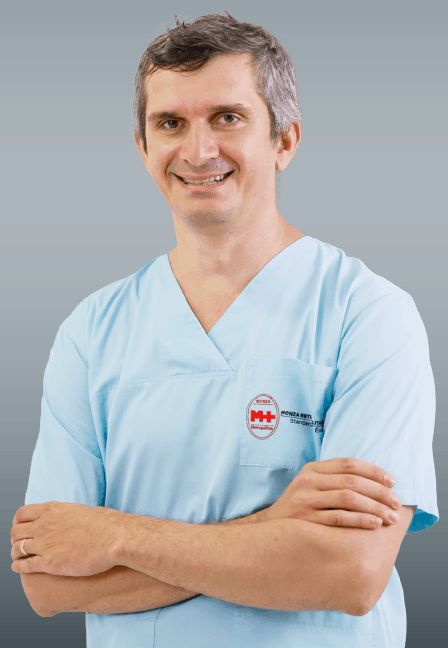 Dr. Ionut Gobej - neurochirurg