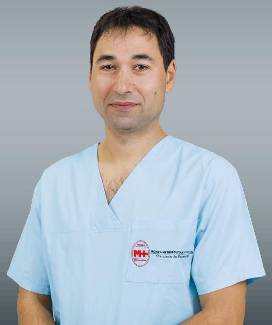 Dr. Dorin Bica - neurochirurg