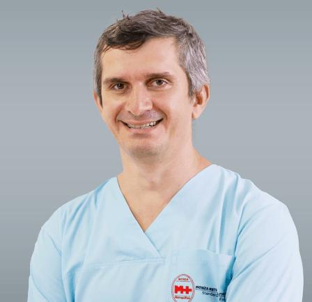 Dr. Ionut Gobej - Medic Primar Neurochirurg